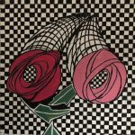 Chequered Rose