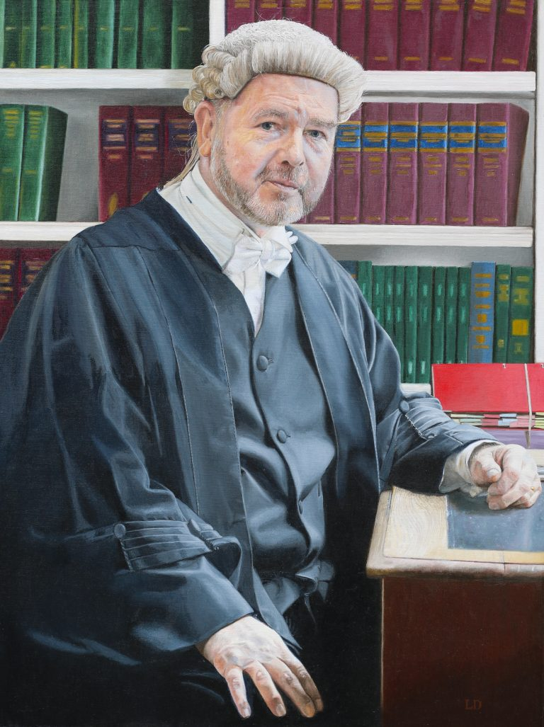 Gordon Lamont, Advocate